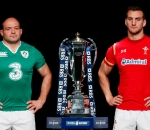 Six Nations 2016 Ireland vs Wales