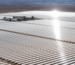 Noor 1 Concentrated Solar Power plant