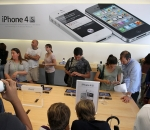 iPhone sales have dropped