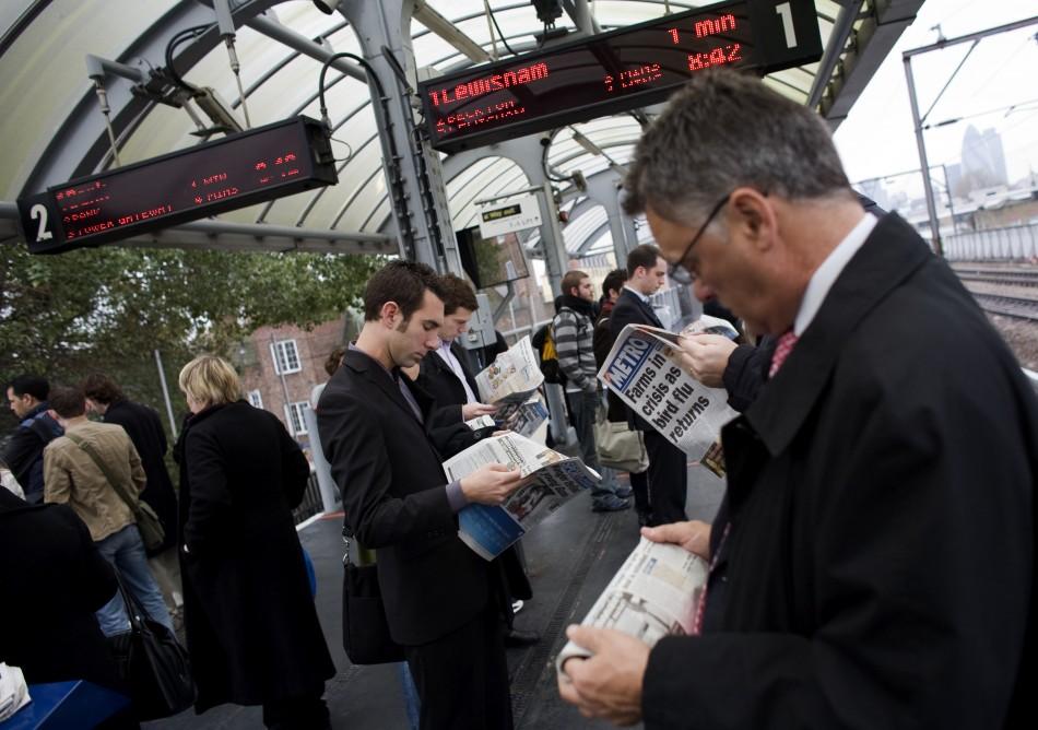 South West Trains Delays