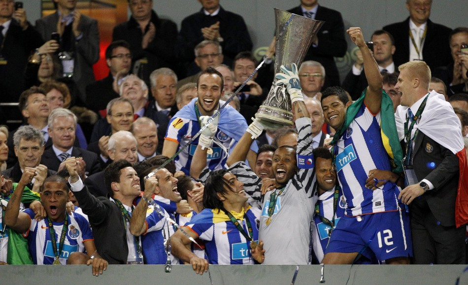 UEFA Champions League: Porto v Shakhtar Donetsk