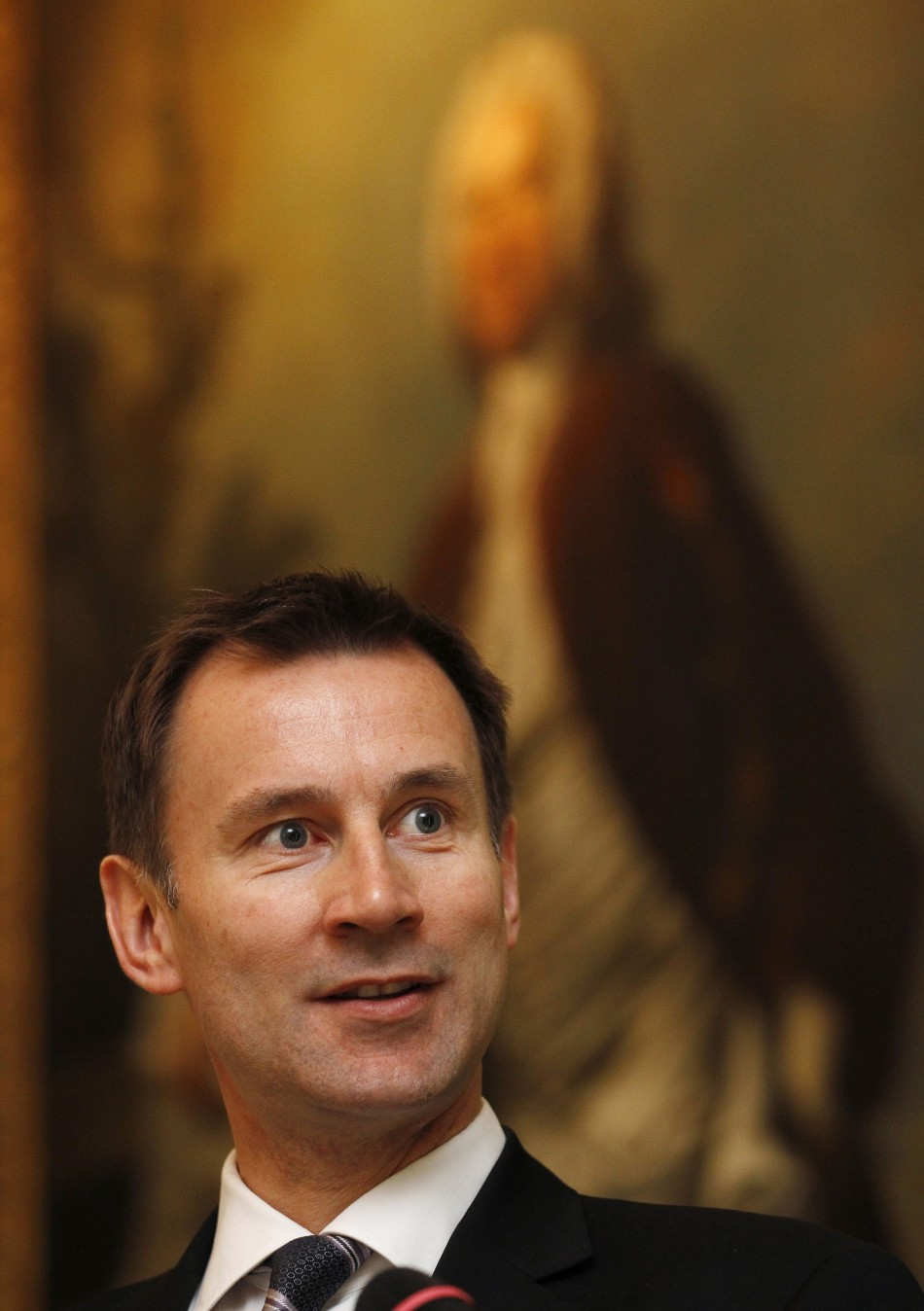 Jeremy Hunt has ruled out a new privacy law