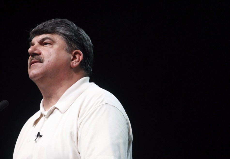 AFL-CIO's Richard Trumka