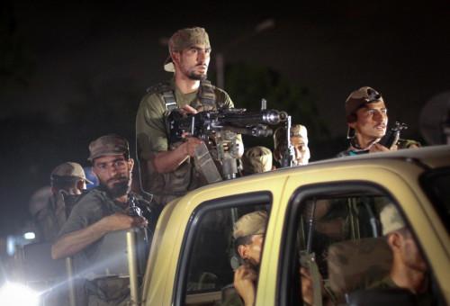 Live Images of Karachi Navy base terror attack (PHOTOS)