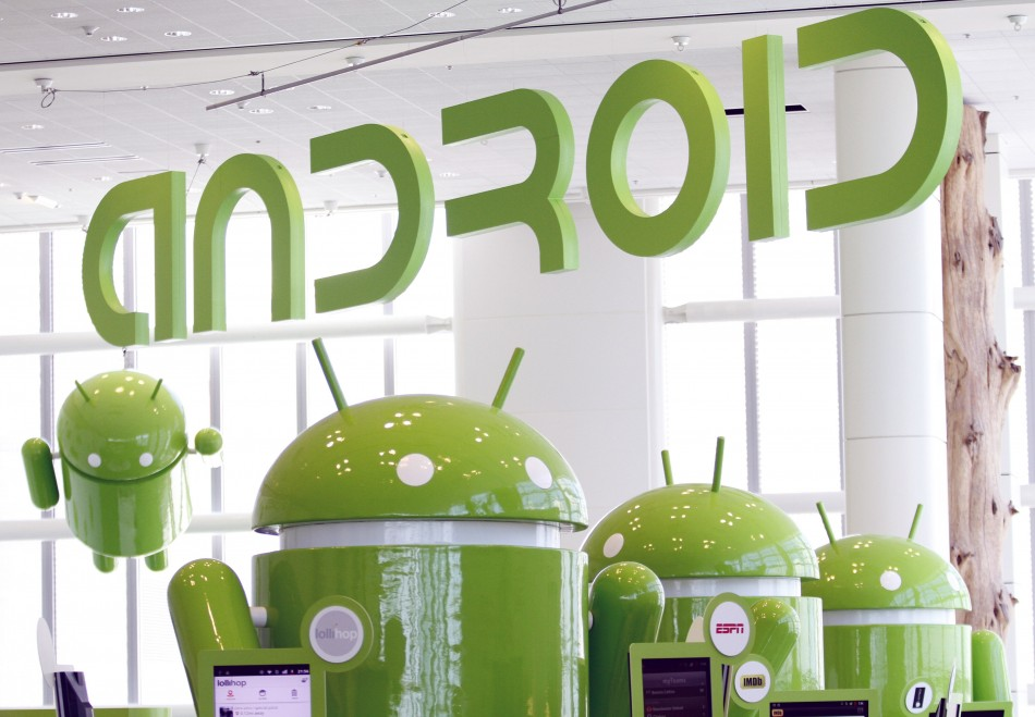 Google Android phones are open to hackers
