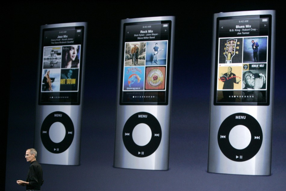 Fifth Generation iPod Nano