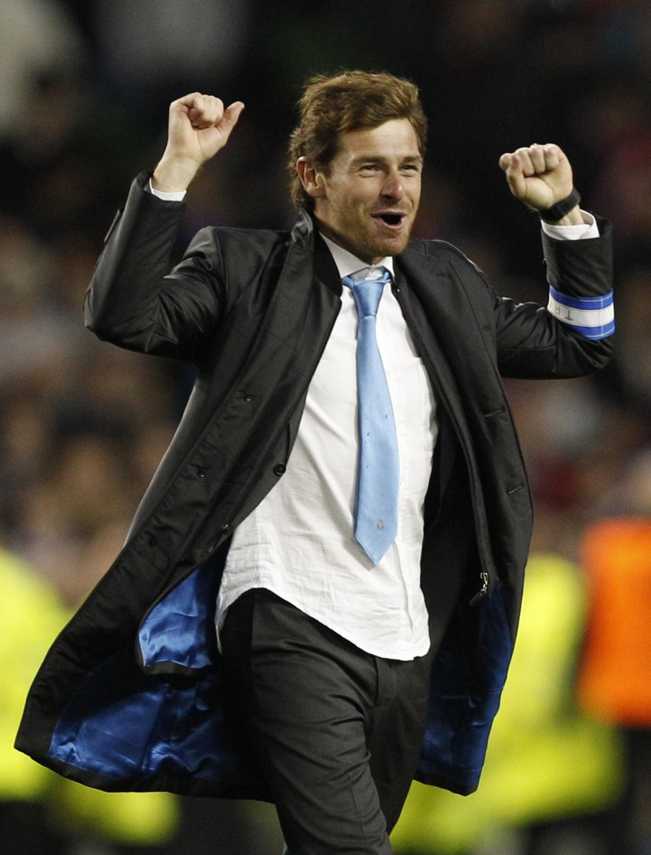 Andre Villas-Boas plans overhall at Chelsea