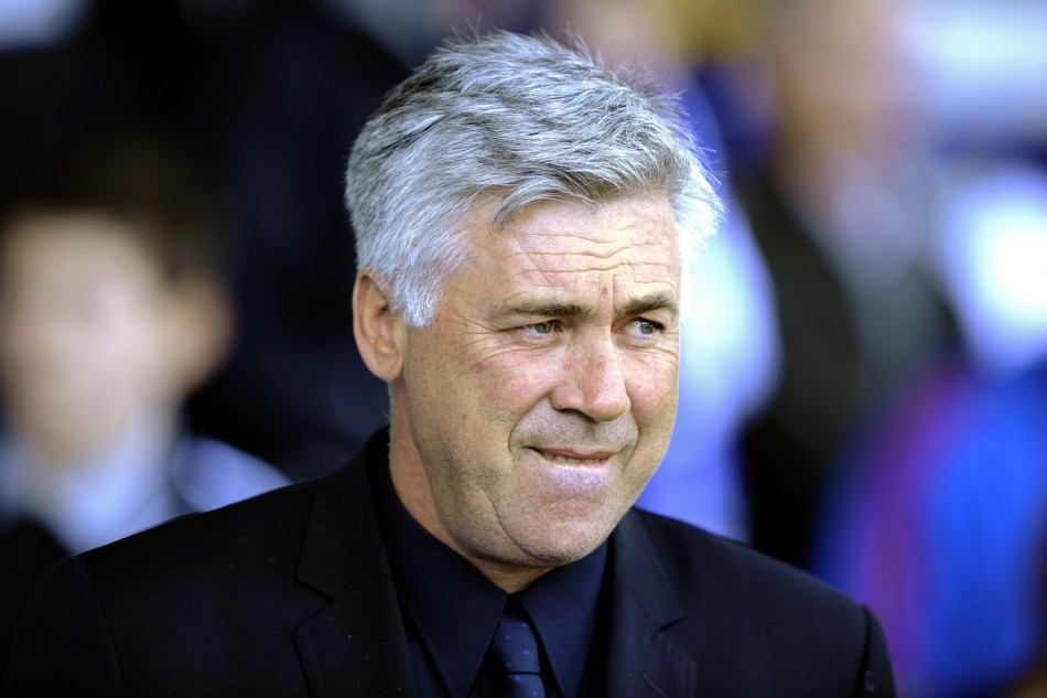 Chelsea sacked Ancelotti as manager on Sunday, a year after he led them to the League and FA Cup double in his first season in charge