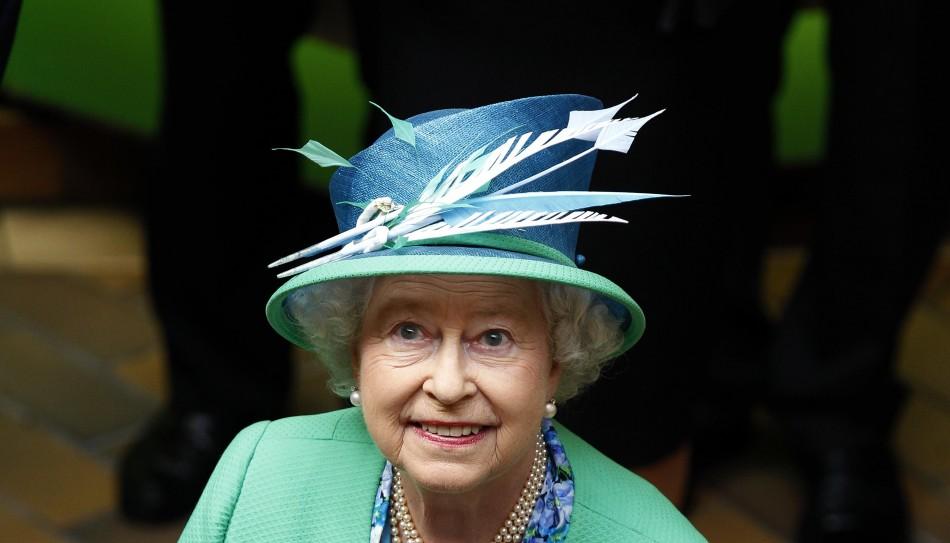 The Queen will celebrate her Diamond Jubilee next June