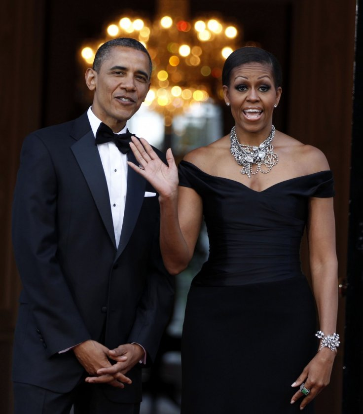 Top 10 fashion moments of US First Lady Michelle Obama.
