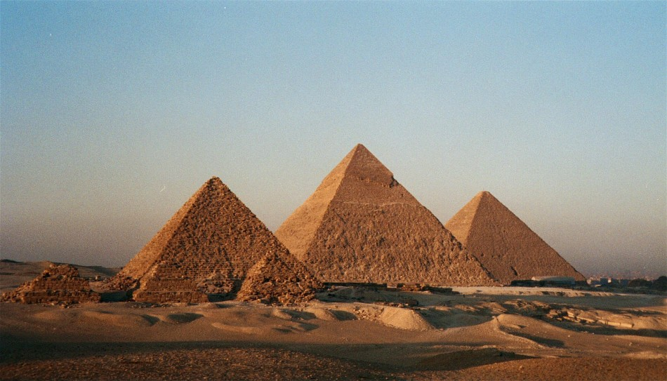 Latest images of Great Pyramid's chambers of secrets by a robot