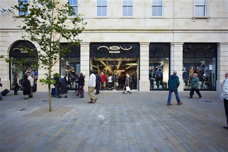 A New Look store in Bath