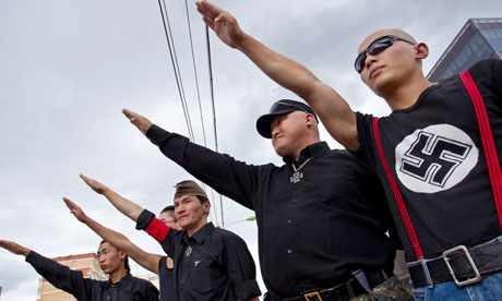 Mongolian Neo-Nazis