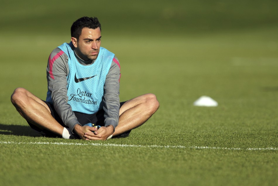 Xavi will be instrumental in Barcelonas bid to win the Champions League against Manchester United.