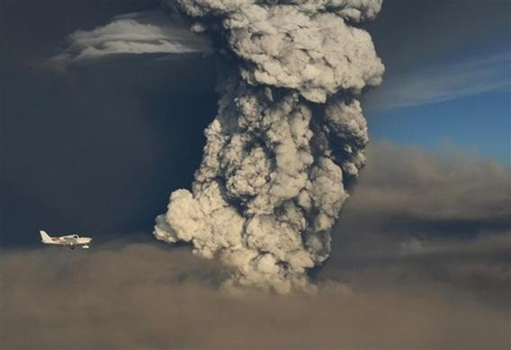 Latest scenes of Iceland volcano eruption aftermath [PHOTOS]