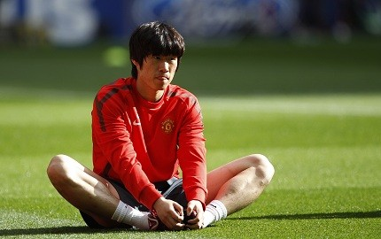 Manchester United's Ji Sung Park might have the biggest role of the match.