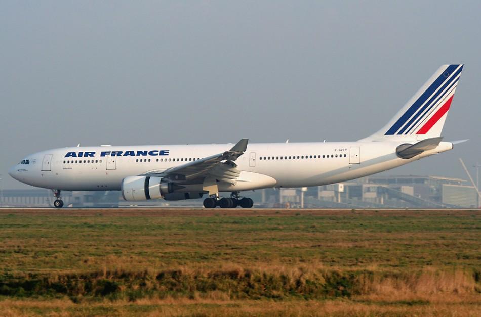 Air France A330-200 F-GZCP