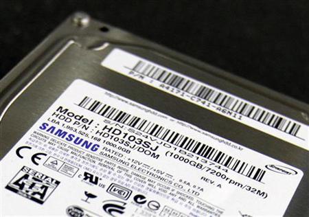 Samsung Hard Disk Drive