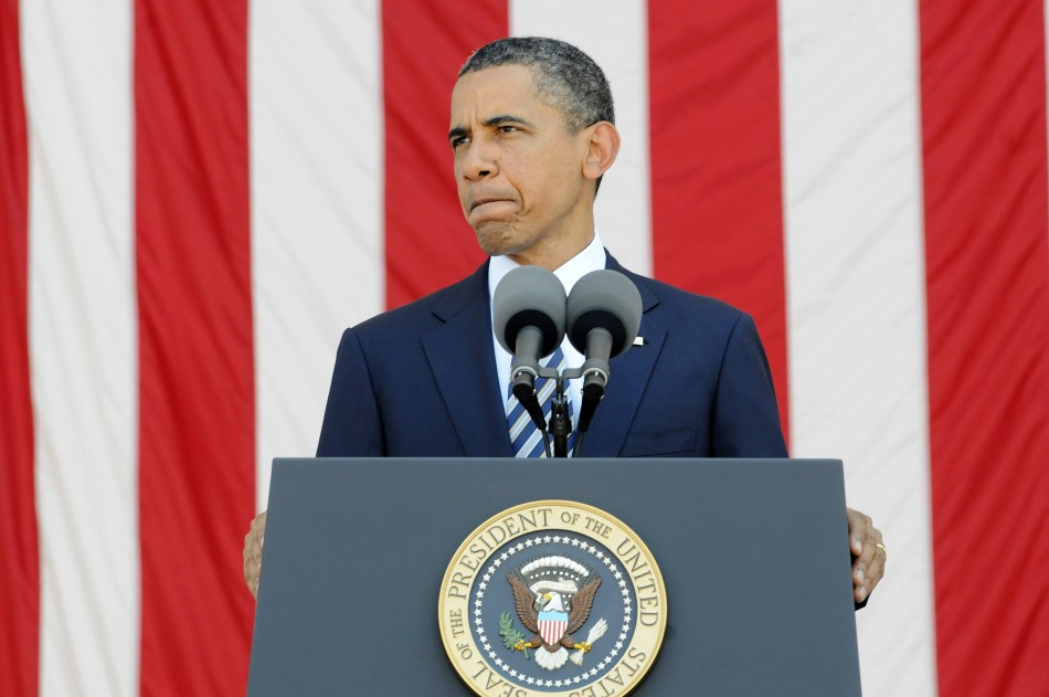 President Obama's Memorial Day Speech 2012 Gives Veterans 'Another Chance To Set The Record Straight'