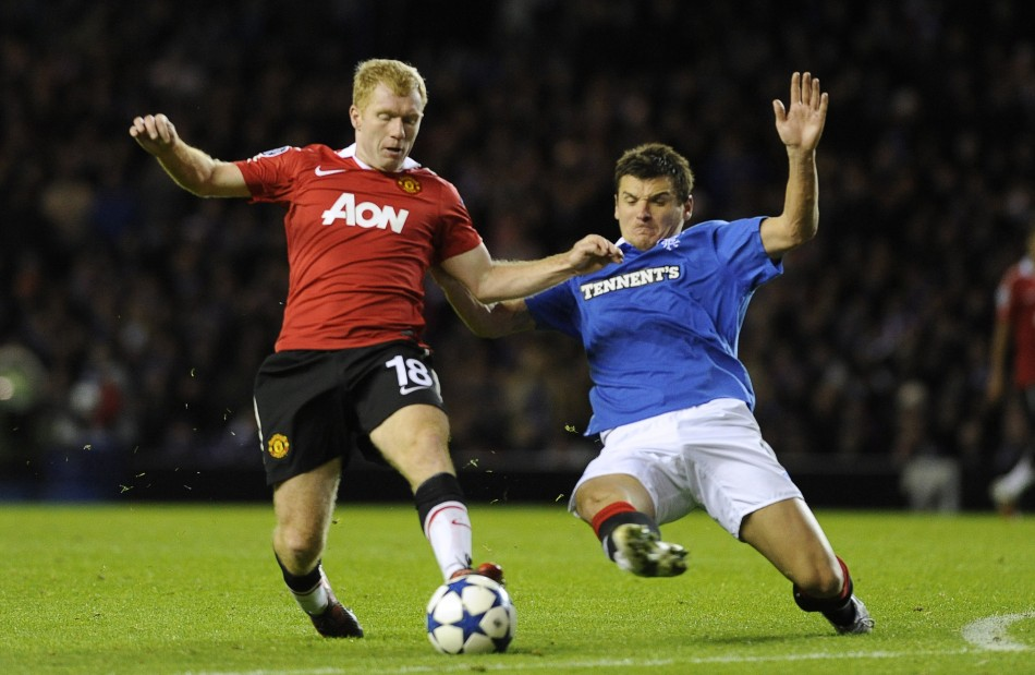 Paul Scholes has announced his retirement with immediate effect