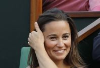 Pippa Middleton's French Open Look