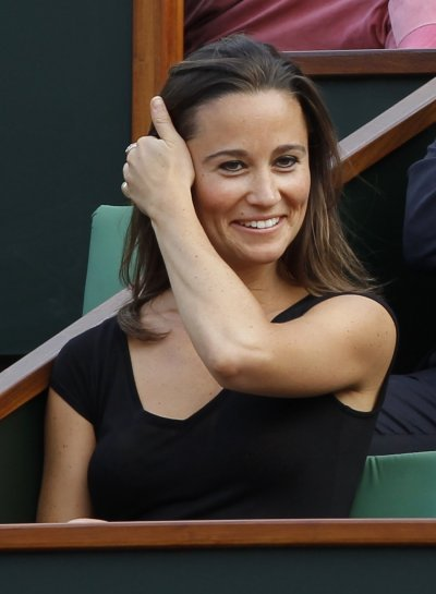 Pippa Middletons French Open Look