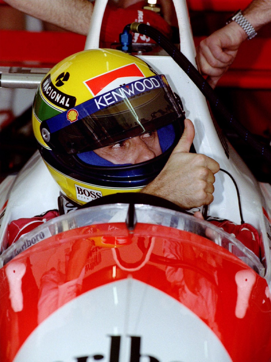 Ayrton Senna Remembered Fatal Imola Crash Was Dawn Of New