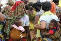 Cases of child abuse and people trafficking are common in West Africa.