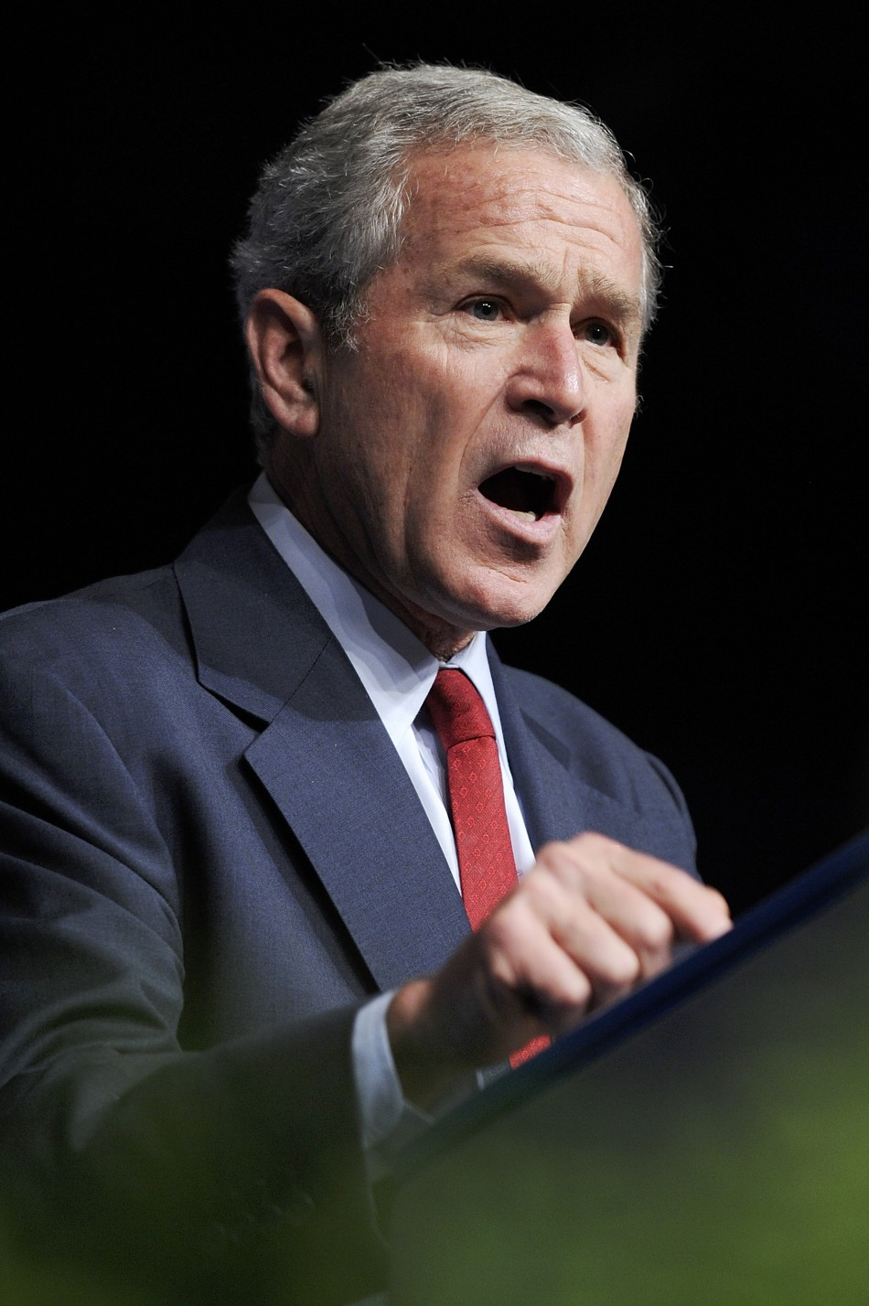 Gaddafi VS George W. Bush: The best quotes part 2