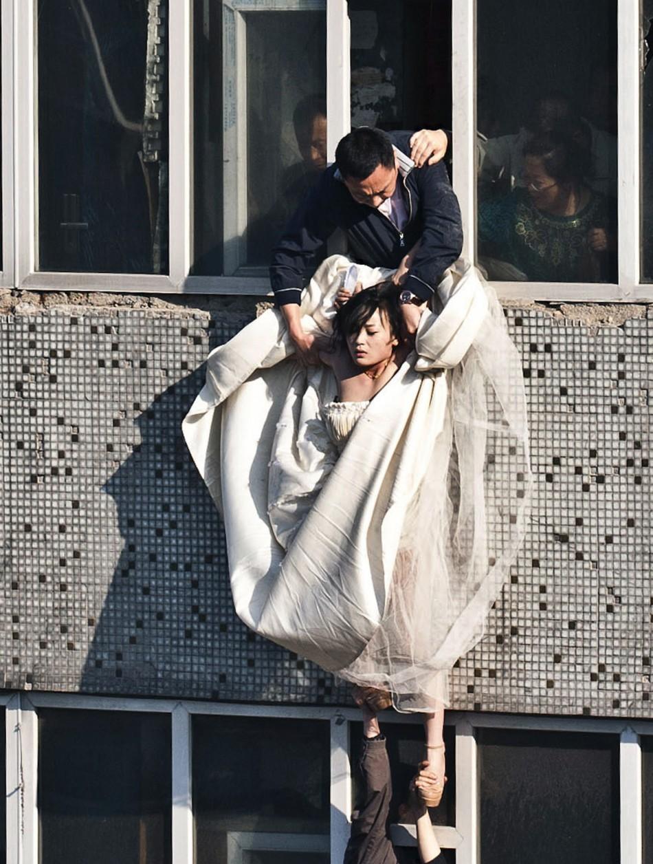 The desperate bride
