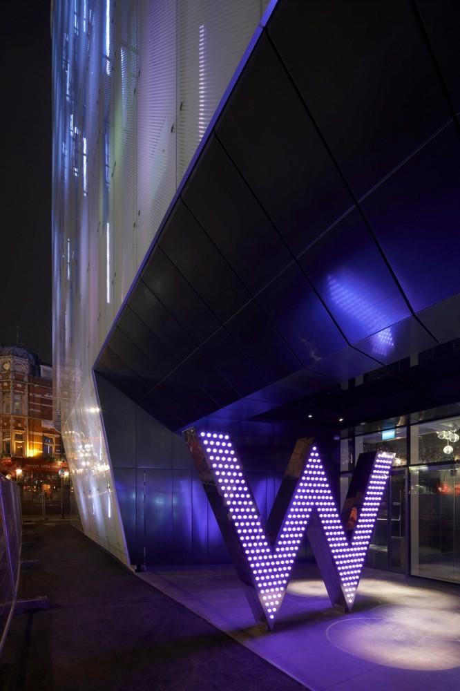 W Hotel, London