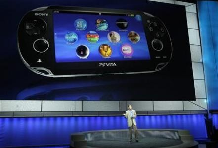 Sony PlayStation Vita Set For 2012 Release