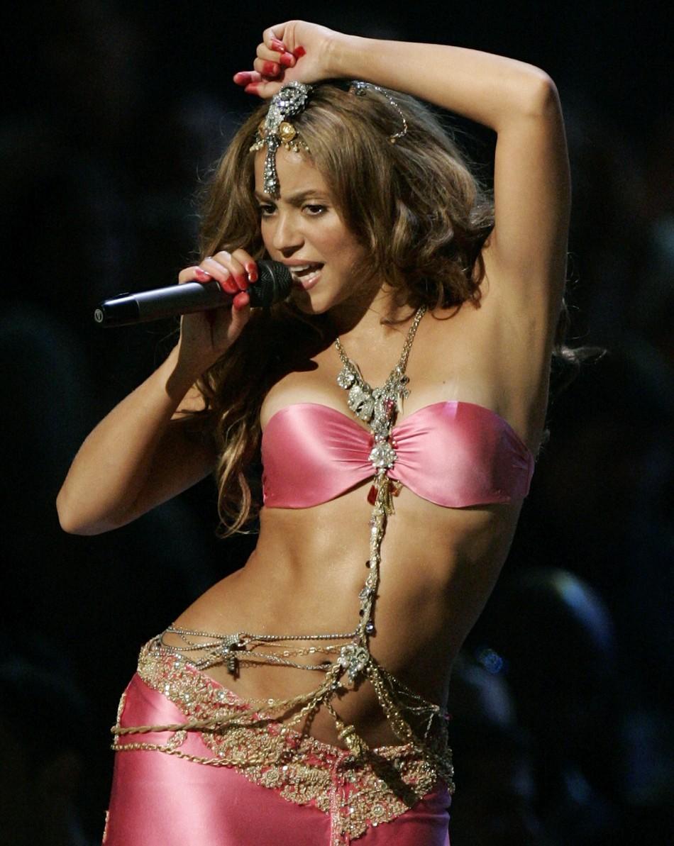 6.Shakira