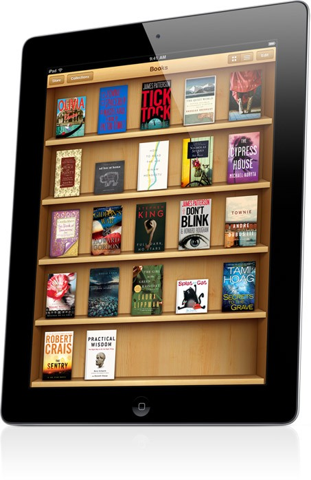 Apple's iBooks Updates; Read-Aloud Function Added
