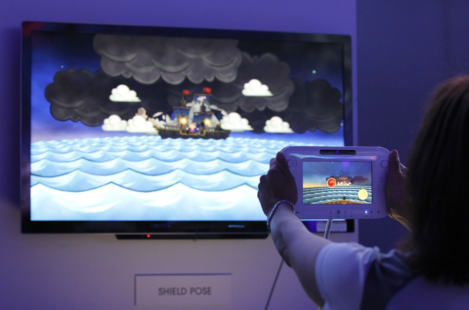 Exploring Wii U, Nintendo's next-gen video game console.