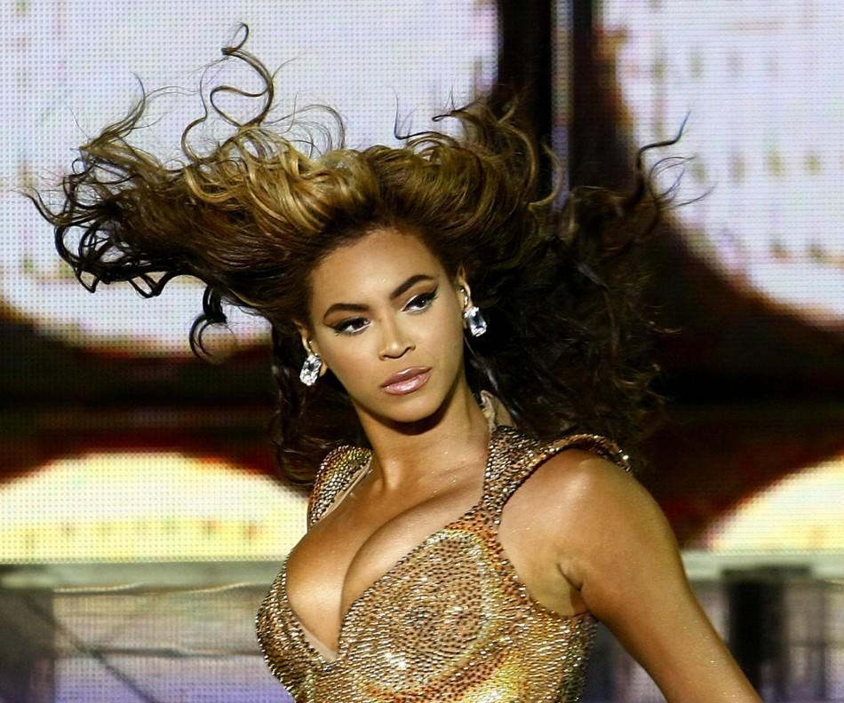 #1 Beyonce Knowles