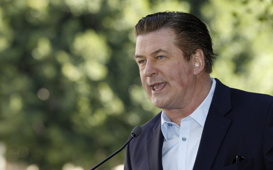 The actor Alec Baldwin is considering a run for mayor of New York City