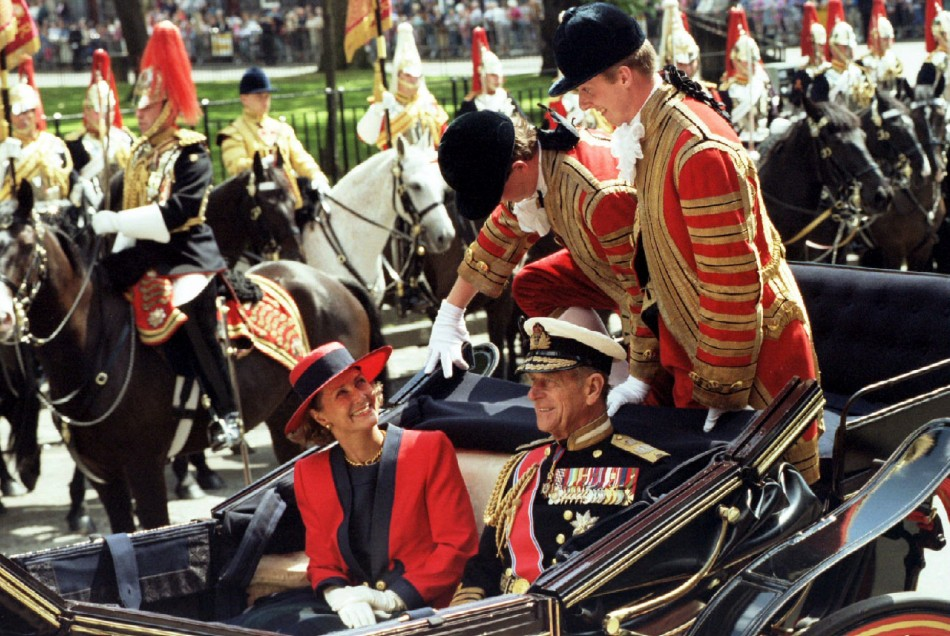 The Prince is the oldest serving spouse of a reigning British monarch.