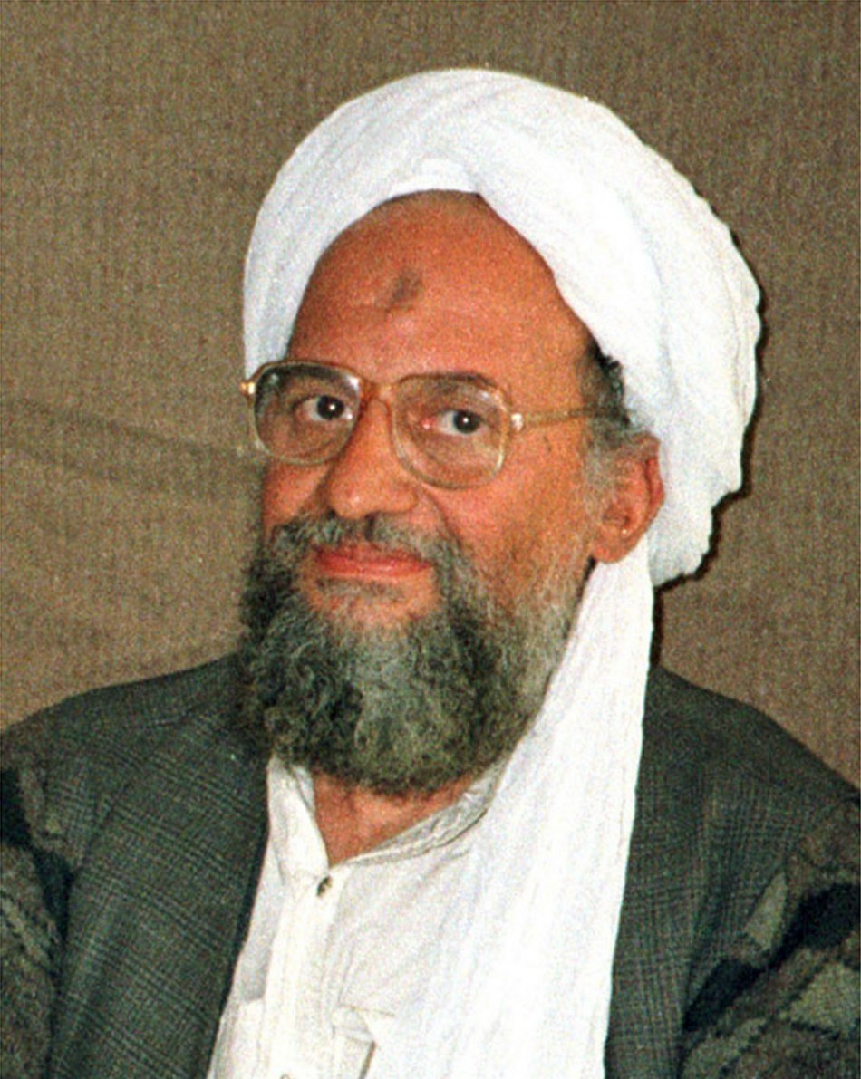 Al Qaeda's new leader Ayman al-Zawahri