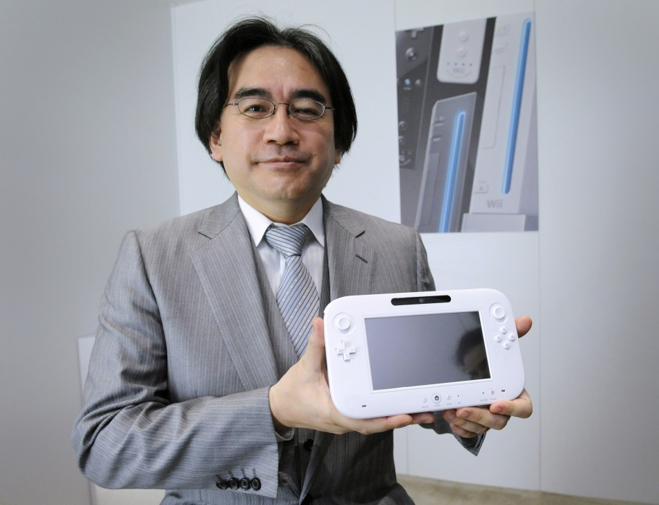 Wii U Designed To Make Gamers 'Realize What Has Been Impossible,' Nintendo President Says
