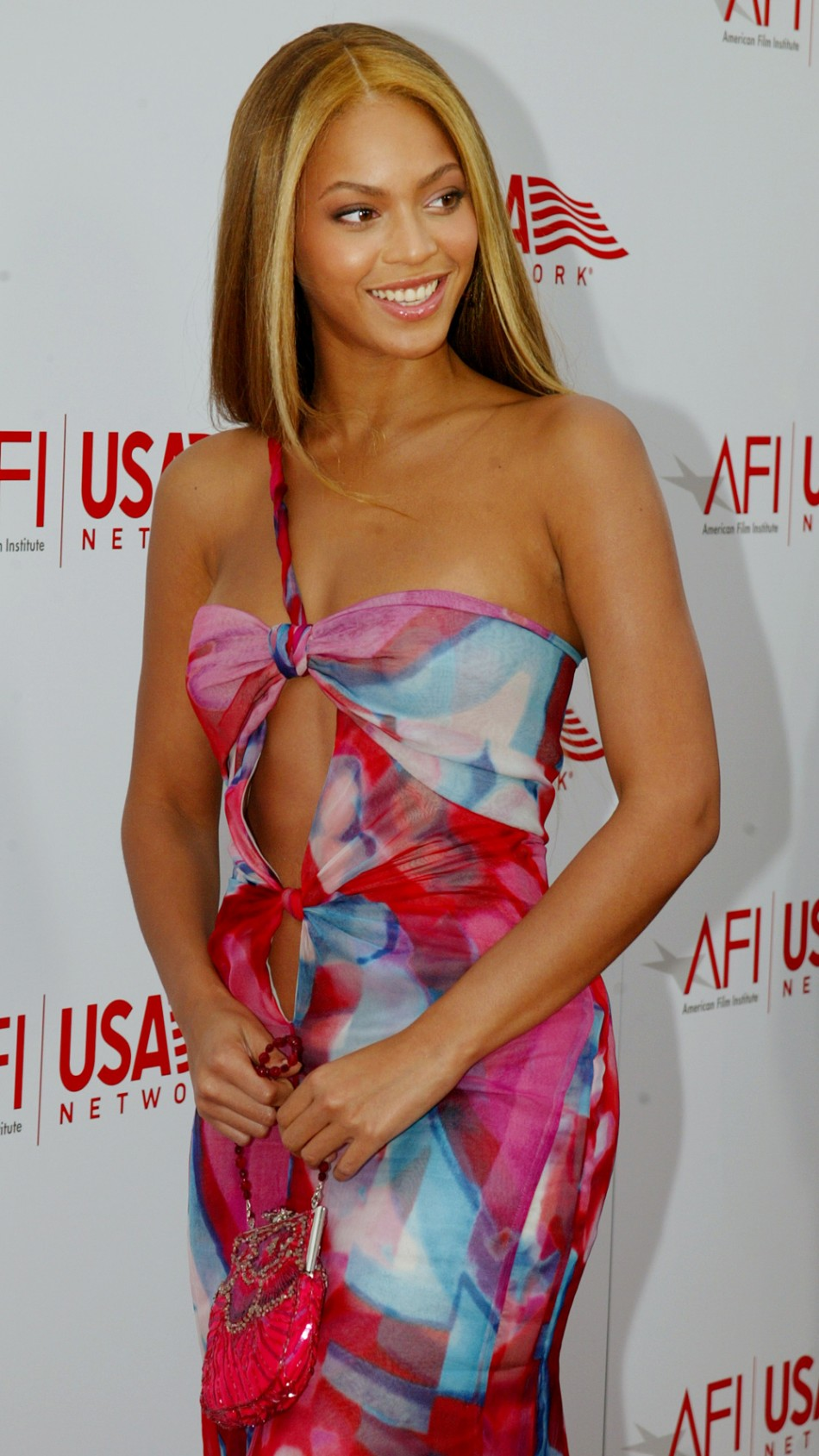 SINGER BEYONCE KNOWLES ARRIVES FOR AFI LIFE ACHIEVEMENT AWARD DINNER.