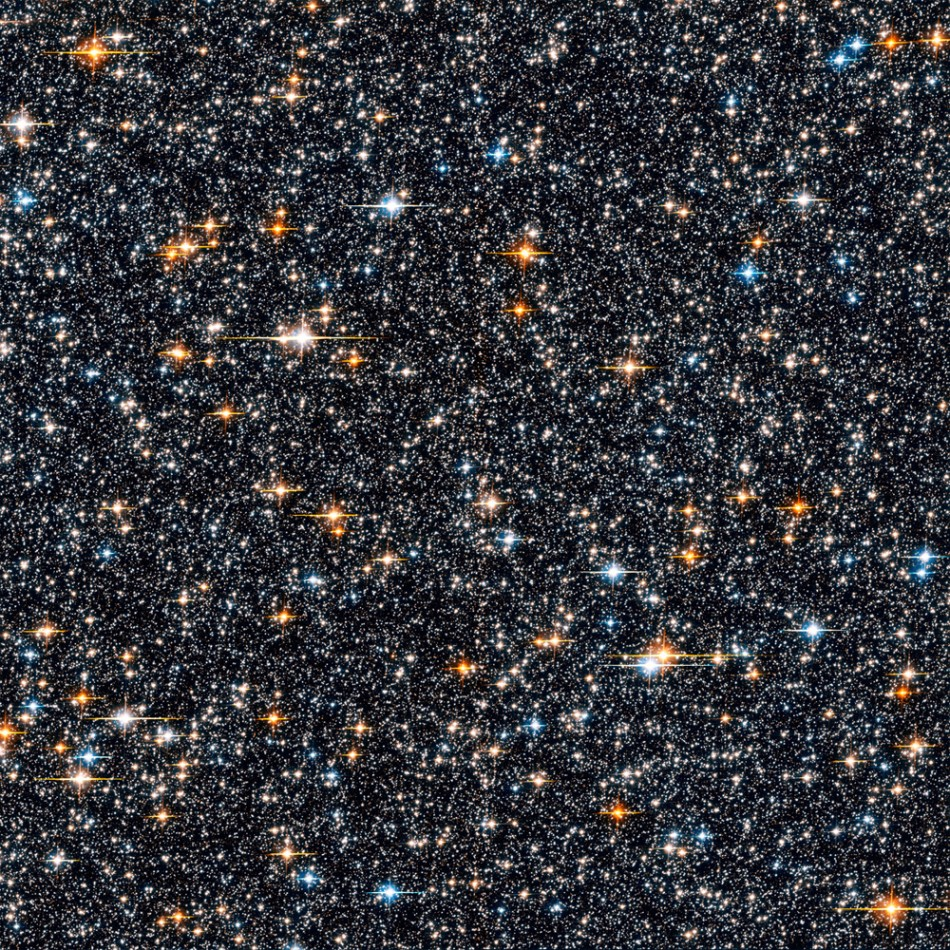 Hubble ACS SWEEPS Field.