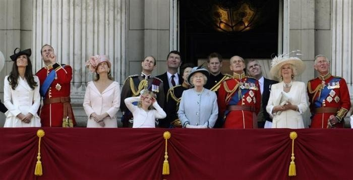 Queen's Birthday Parade