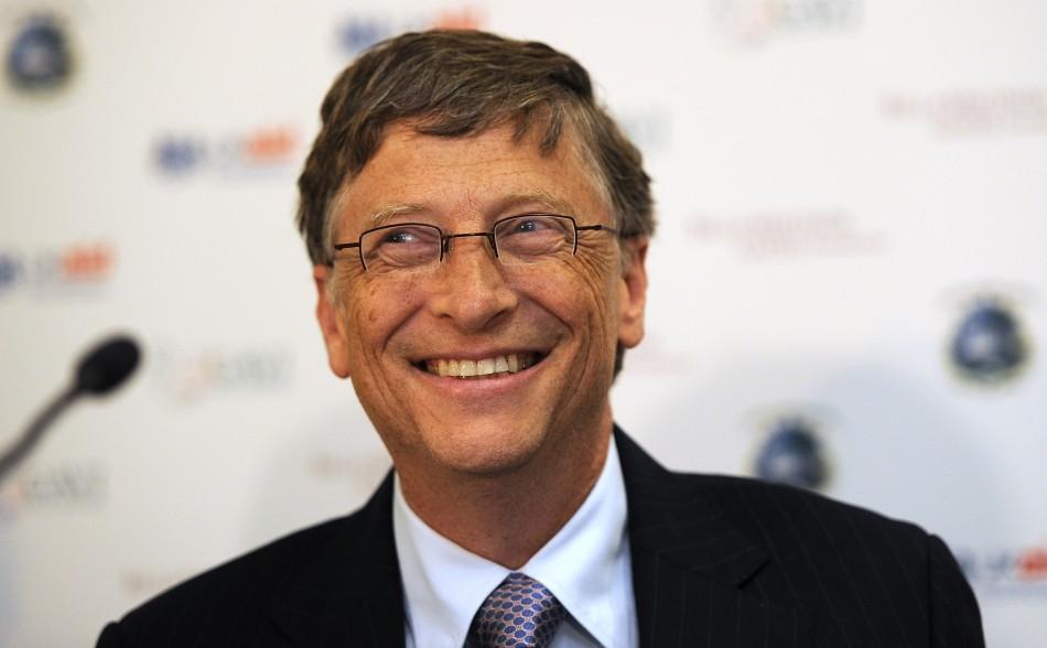No1 Bill Gates