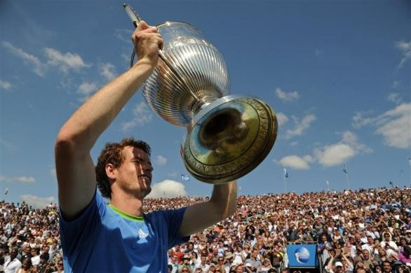 Andy Murray will face world number 56 Daniel Gimeno-Traver in the first round of Wimbledon.