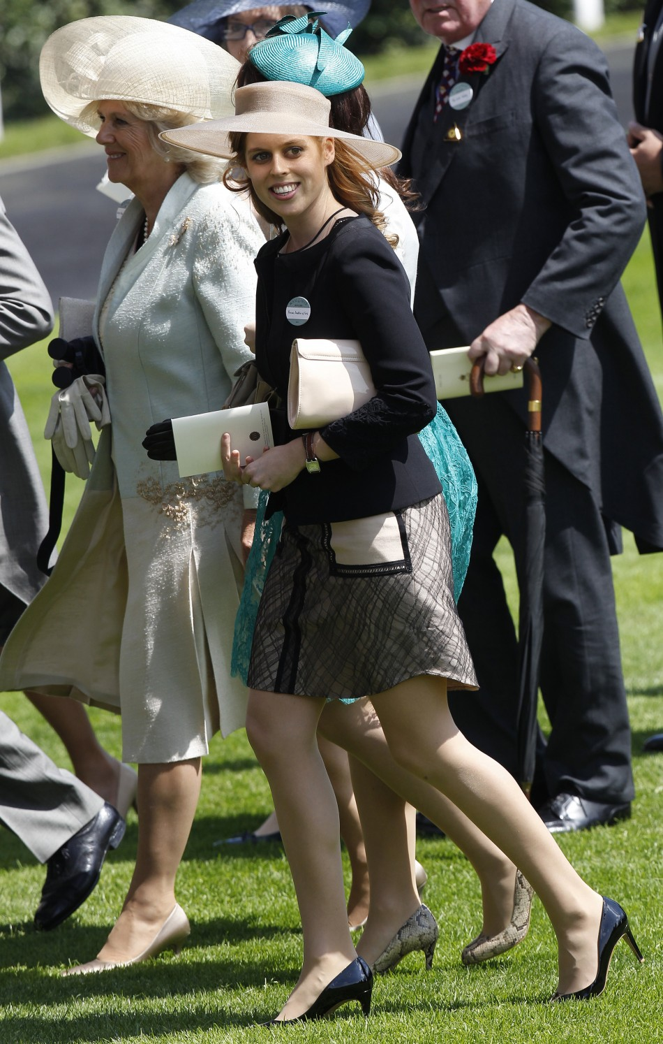 Royal Ascot 2011: Brawl over shadows ladies day