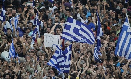 Greek economic crisis matters to Britain
