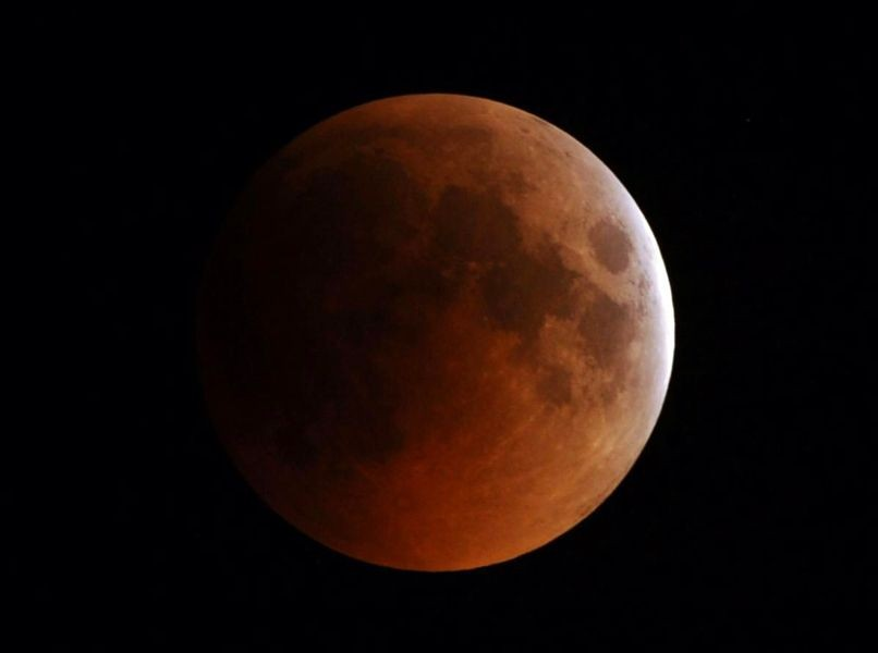 blood moon full eclipse time - photo #39