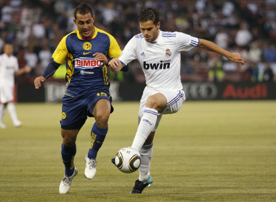 Fernando Gago: Bound for Merseyside?