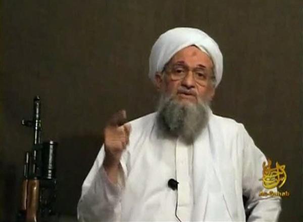 Al-Qaeda Commander Zawahiri